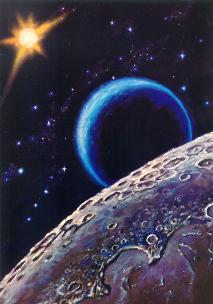 Aleksei Leonov Near the Moon 1