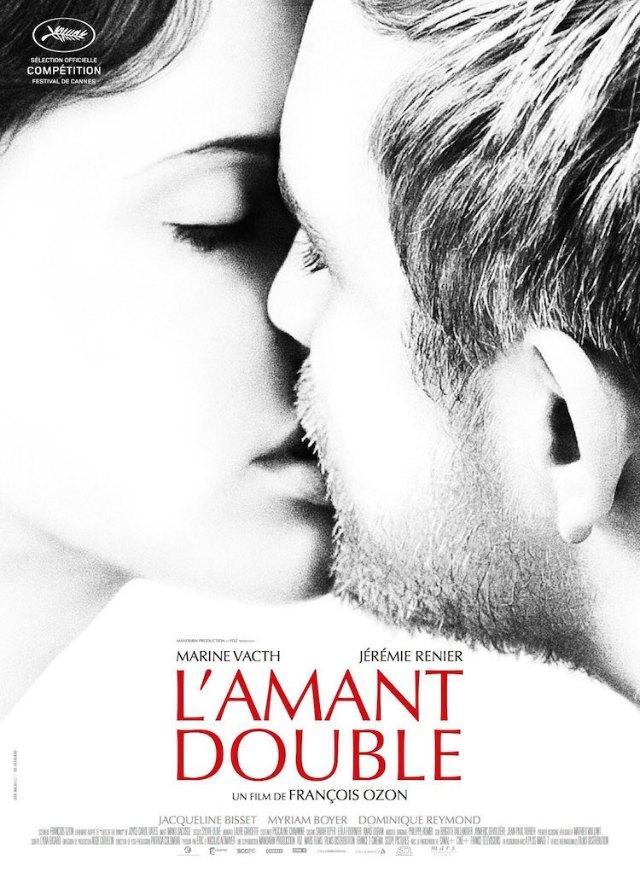 l amant double poster cannes