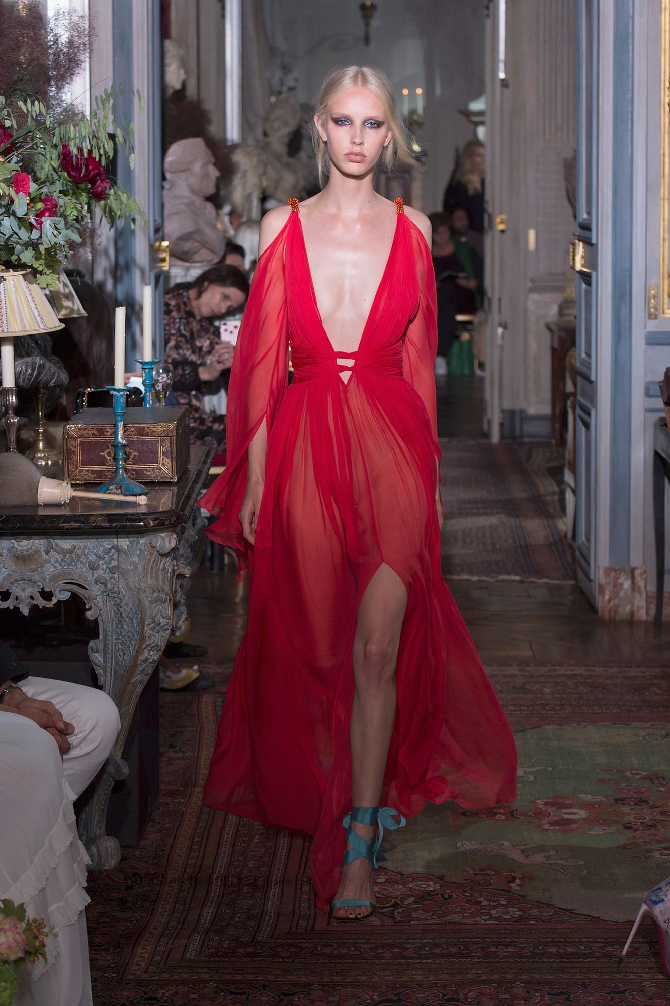 red dress by dundas world