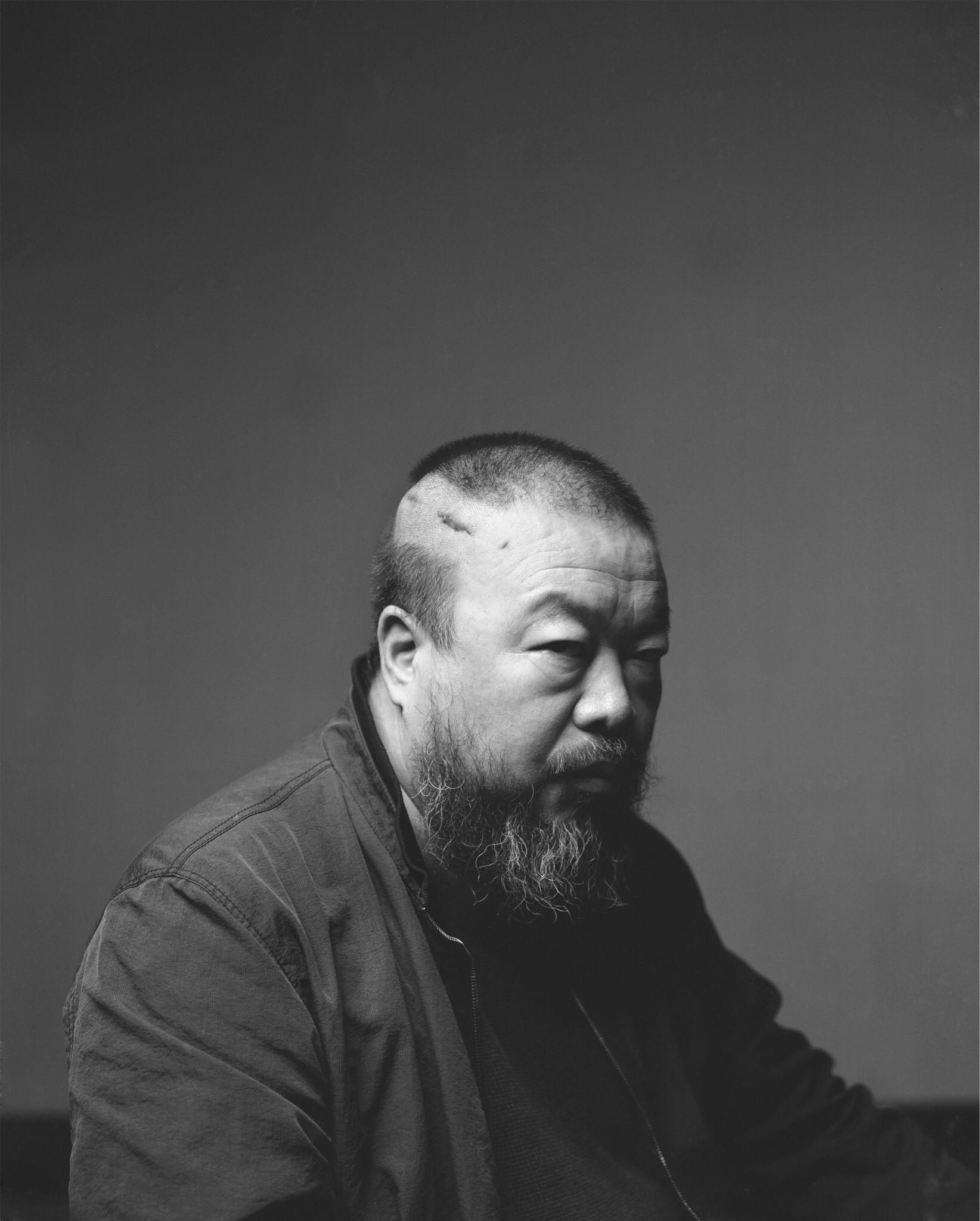 поток Human Flow director AI Weiwei Courtesy of Ai Weiwei Studio