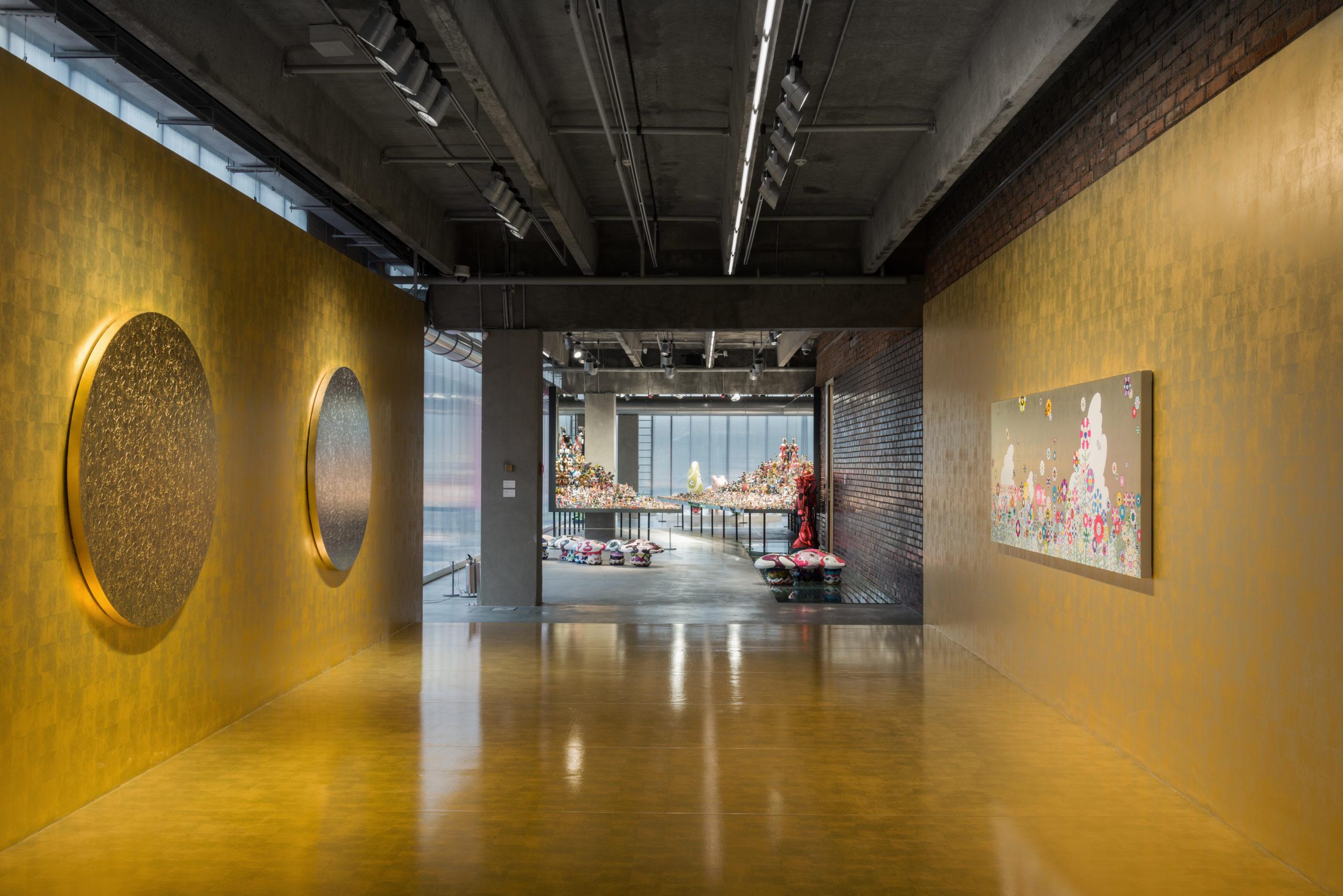 golden paintings murakami scaled