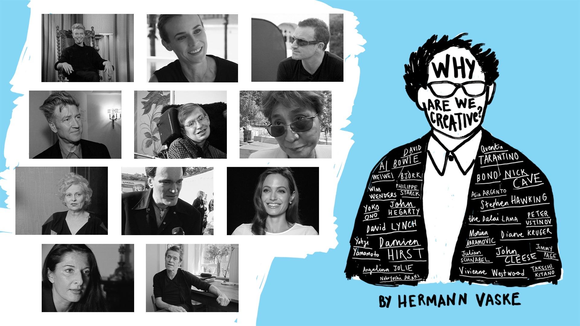 43687 Why are we creative The centipede s dilemma Hermann Vaske film still 3